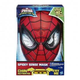 Mascara Electronica Spiderman
