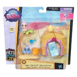 Littlest Pet Shop Pets in City