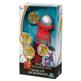 Microfono Pintura Descendientes