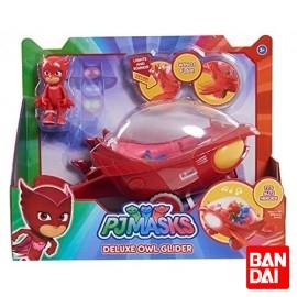 Vehiculo y Figura PjMask
