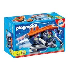 Submarino de Investigacion Playmobil