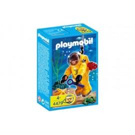 Buzo Playmobil