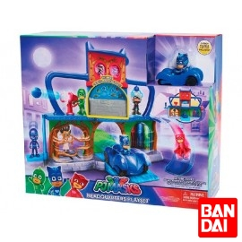 Base Secreta PjMasks