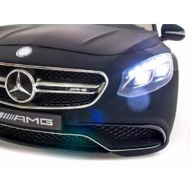 Mercedes AMG 12v. R/C Negro Mate