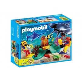 Submarinistas Playmobil