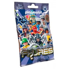 Figura Playmobil Sobre Serie 12
