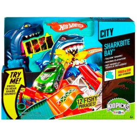 Hot Wheels Pista Supermandibulas
