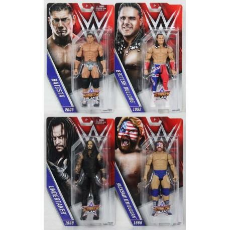 WWE Figura Basica Surtida.