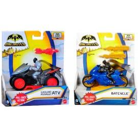 Batman con Vehiculo Surtido