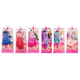 Vestido Barbie Surtido