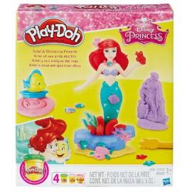 Play Doh Sirena Ariel