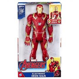 Iron Man Electronico