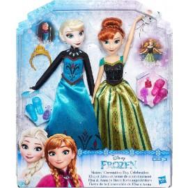 Frozen Elsa y Ana