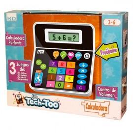 Calculadora Voz Bilingue
