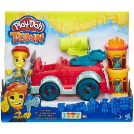 Play Doh Camion Bomberos