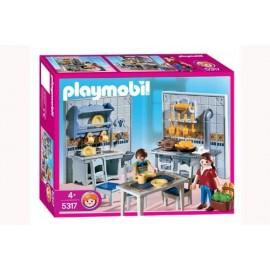 Cocina Equipada Playmobil