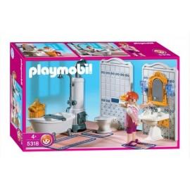 Cuarto de Baño Playmobil