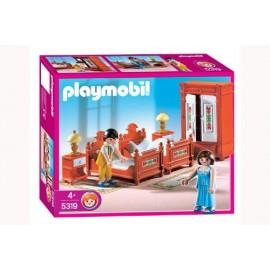 Habitacion de los Padres Playmobil