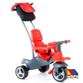 Triciclo Confort Rojo