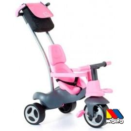 Triciclo Confort Rosa