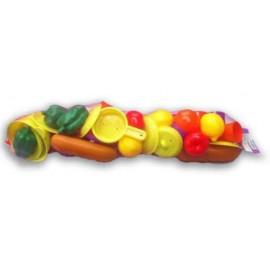 Red Menaje Frutas