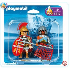 Duo Pack Romanos Playmobil