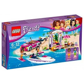 Lego Friends Andreas