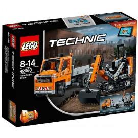 Lego Technic Equipo de Trabajo