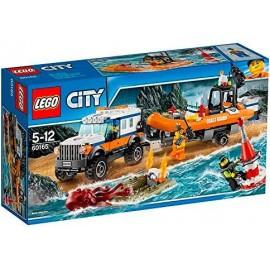 Lego City Coche 4x4 Response