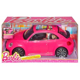 Barbie y Coche VW Beetle