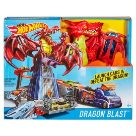 Hot Wheels Dragon Attack