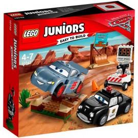 Lego Junior Entrenamiento de Willy