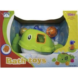 Ballenita Figuras de Baño