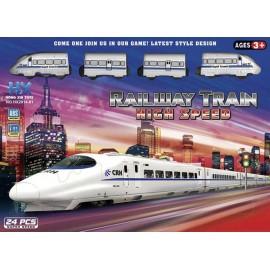 Tren Railway L17008