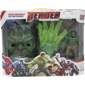 Caja Accesorios Hulk