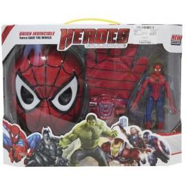Caja Accesorios Spiderman