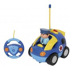 Camion Policia R/C Volante