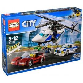 Lego Cty Persecucion de Policia