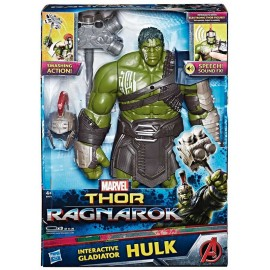 Hulk Gladiador Interactivo