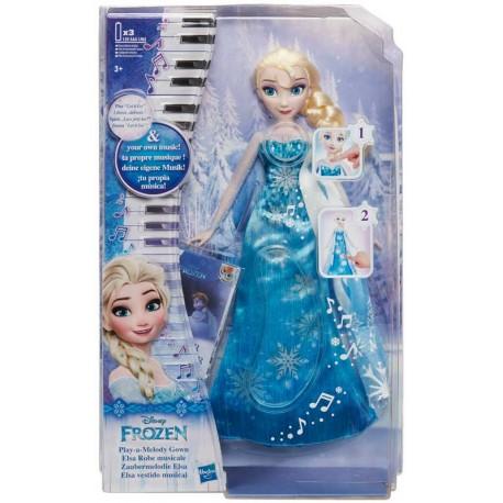 Frozen Elsa Vestido Musical