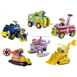Figura y Vehiculo Paw Patrol Jungle