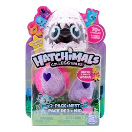 Hatchimals Pack 2 Figuras