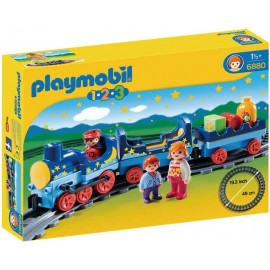 Tren 123 con Vias 6880