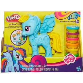 Play Doh My Little Pony Rainbow