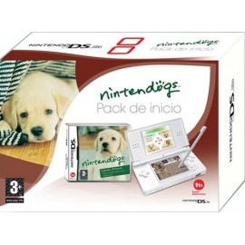 Nintendo DS Blanca + Nintendogs