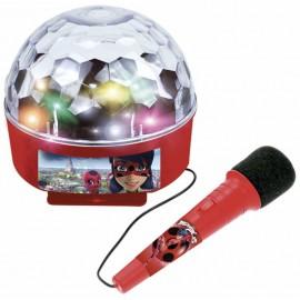 Disco Amplificador Ladybug