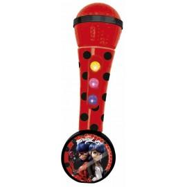 Microfono Ladybug
