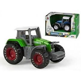 Tractor Mini Metal 1.64