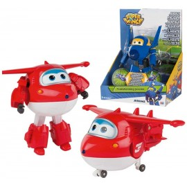 Vehiculo Transformable Super Wings
