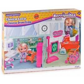 Barriguitas Clinica Loca